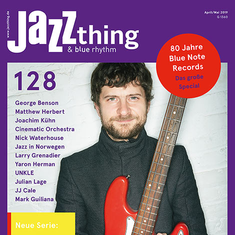 Jazz thing 128 Snarky Puppy (Cover)