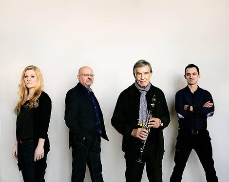 Rolf Kühn Quartett (Foto: Harald Hoffmann)