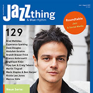 Jazz thing 129 Jamie Cullum (Cover)