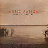 Houry D. Apartian Quintet – Anticipation (Cover)