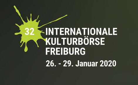 Internationale Kulturbörse Freiburg 2020 (Logo)