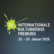Internationale Kulturbörse Freiburg 2020 (Logo)