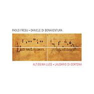 Paolo Fresu & Daniele Di Bonaventura – Altissima Luce – Laudario Di Cortona (Cover)