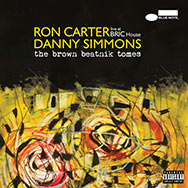 Ron Carter & Danny Simmons – The Brown Beatnik Tomes (Cover)