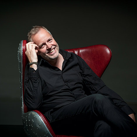 Wolfgang Haffner (Foto: Antje Wiech)