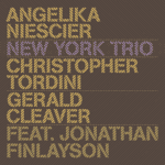 Angelika Niescier – New York Trio (Cover)