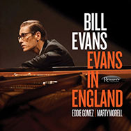 Bill Evans Trio – Evans In England (Cover)