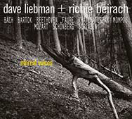 Dave Liebman & Richie Beirach – Eternal Voices (Cover)