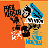 Fred Hersch & WDR Big Band – Begin Again (Cover)
