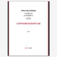 William Parker – Conversations III (Cover)