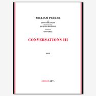 William Parker – Conversations III (Cover)