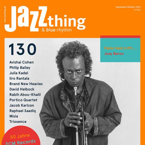 Jazz thing 130 Miles Davis (Cover)