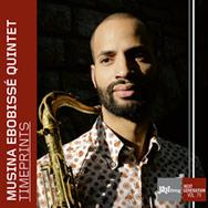 Musina Ebobissé Quintet – Timeprints (Cover)