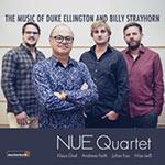 NUE Quartet – The Music Of Duke Ellington And Billy Strayhorn (Cover)
