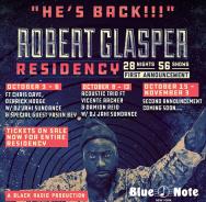 Residency Robert Glasper