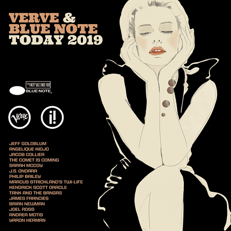 VA - Verve & Blue Note Today 2019 (Cover)