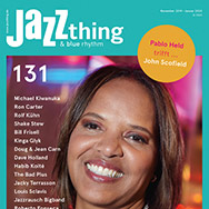 Jatt thing #131 Terry Lyne Carrington (Cover)
