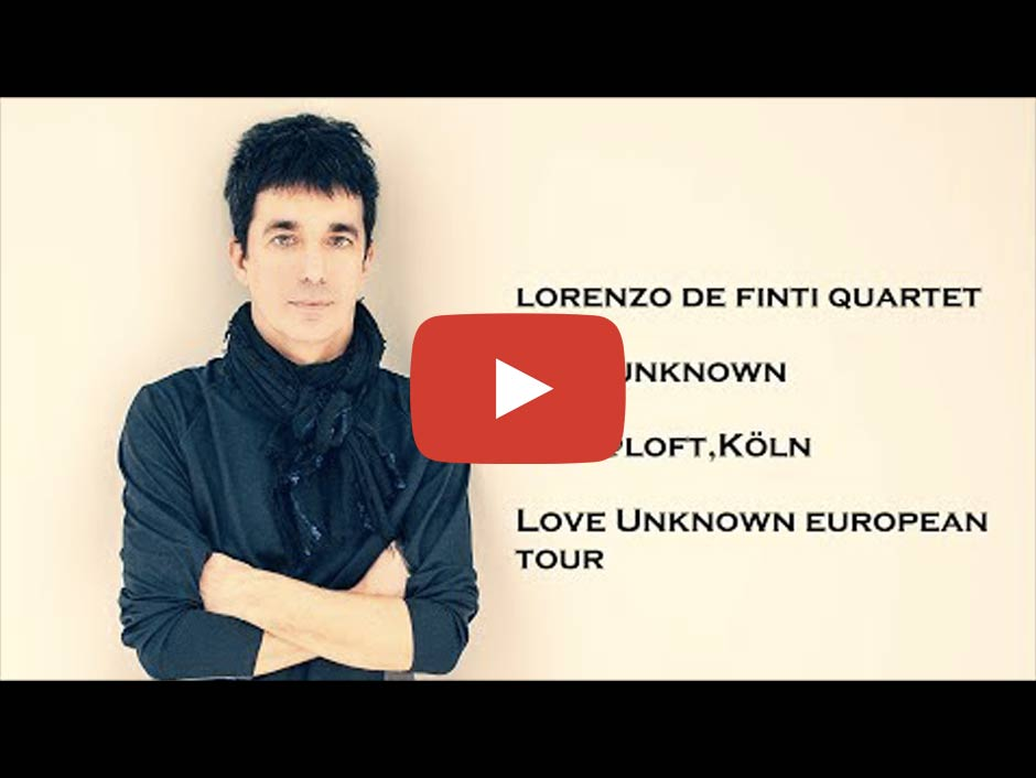 Lorenzo de Finti - Love Unknown (Screenshot)