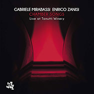 Gabriele Mirabassi & Enrico Zanisi – Chamber Songs (Cover)