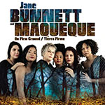 Jane Bunnett & Maqueque – On Firm Ground / Tierra Firme (Cover)