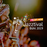 Jazztival Bühl 2019 (Logo)