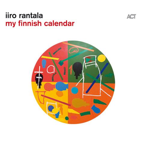 Iiro Rantala – My Finnish Calendar (Cover)