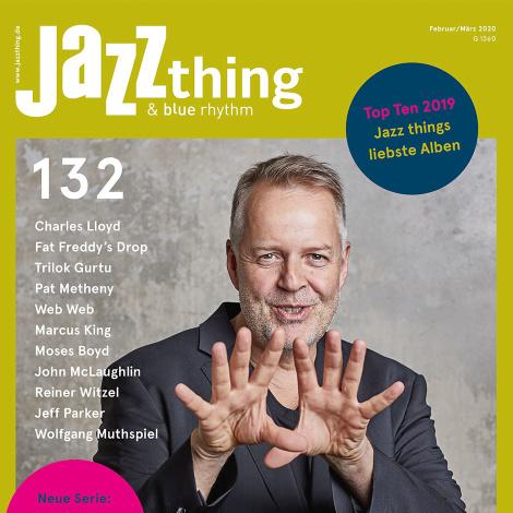 Jazz thing 132 Wolfgang Haffner