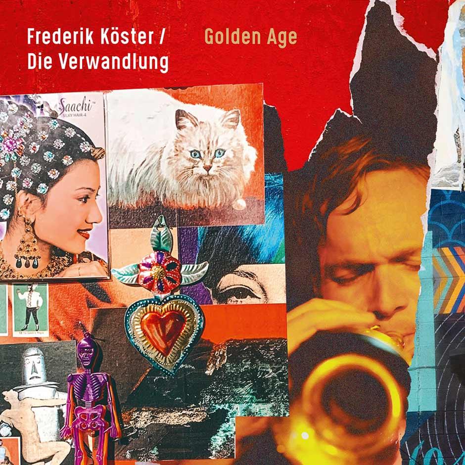 "Image result for Frederik Köster & Die Verwandlung - Golden Age"""