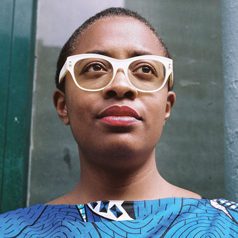 Cécile McLorin Salvant  (Foto: Mark Fitton)