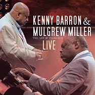 Kenny Barron & Mulgrew Miller – The Art Of Piano Duo Live (Cover)