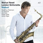 Marius Neset & London Sinfonietta – Viaduct (Cover)
