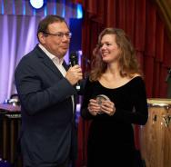 Mikhail Friedman & Katherine Windfeld