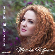 Monika Hoffmann – Ten Muses (Cover)