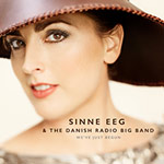 Sinne Eeg & the Danish Radio Big Band – We've Just Begun (Cover)