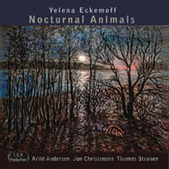 Yelena Eckemoff – Nocturnal Animals (Cover)