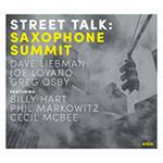 Saxophone Summit – Street Talk (Cover)