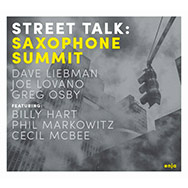 Saxophone Summit – Street Talk (Cover)