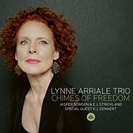 Lynne Arriale Trio – Chimes Of Freedom (Cover)