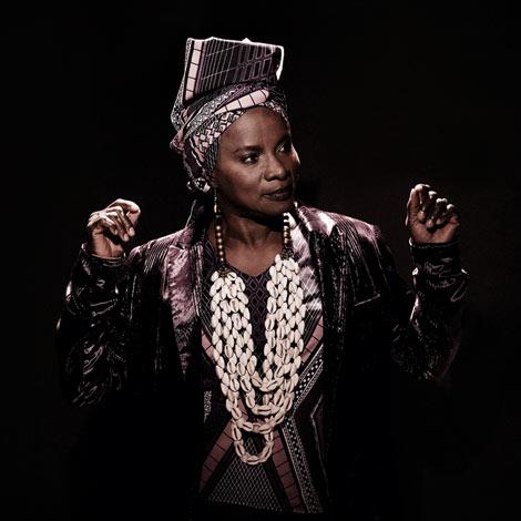 Angélique Kidjo (Foto: Laurent Seroussi)