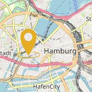 Hamburg (Landkarte)