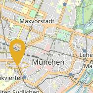 München (Landkarte)