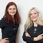 Angelika Niescier & Anke Helfrich