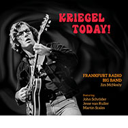 Frankfurt Radio Big Band – Kriegel Today!