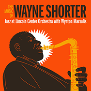 Jazz At Lincoln Center Orchestra – The Music Of Wayne Shorter (Cover)