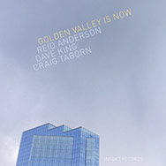 Reid Anderson / Dave King / Craig Taborn – Golden Valley IS Now (Cover)