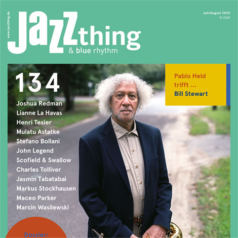Jazz thing 134 Gary Bartz (Cover)