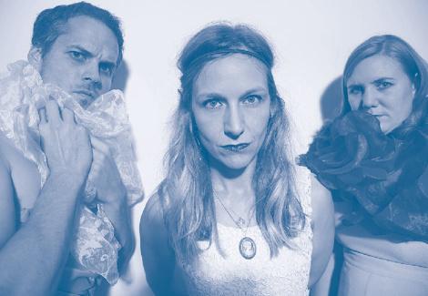 Hedvig Mollestad Trio (Foto: Julia Naglestad)