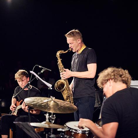 Gropper / Aaron / Henkelhausen / Black (Foto: Düvelmeier)