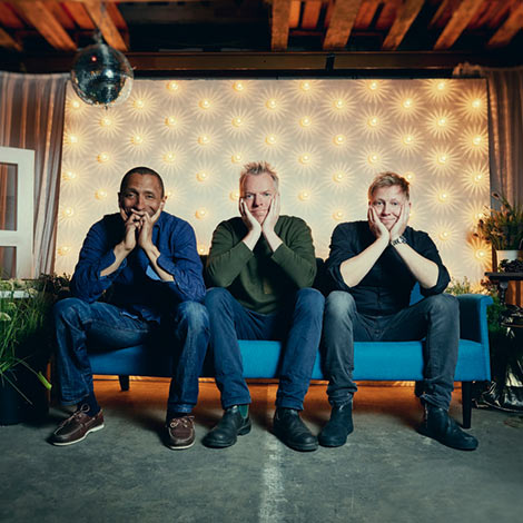 Tingvall Trio (Foto: Steven Haberland)