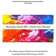 Masterplan Kultur BW